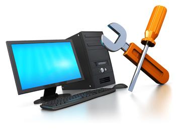 Servis računalnika bo naredil sosed
