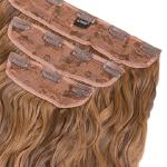 Keratinski lasni podaljški za naravni videz daljših las