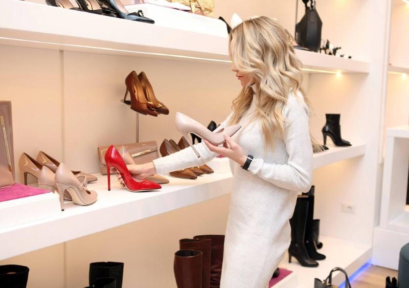 Najbolj zaželena obutev za ženske